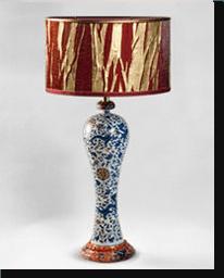 Лампа настольная «Алая Леди»