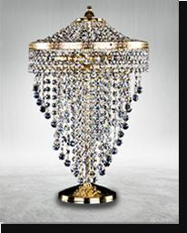 Лампа настольная «Ниагара»