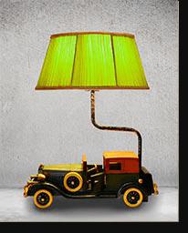 Лампа настольная «Ретро»
