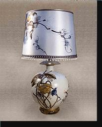 Лампа настольная «Очарование осени»
