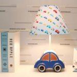 Лампа настольная «По дороге с облаками»