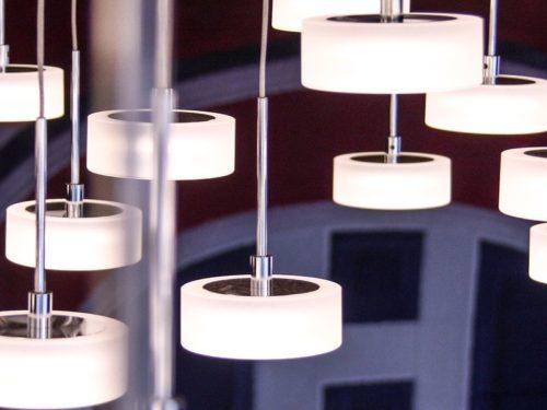 Потолочные светильники для интерьера