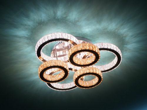Освещение в современных интерьерах жилых помещений
